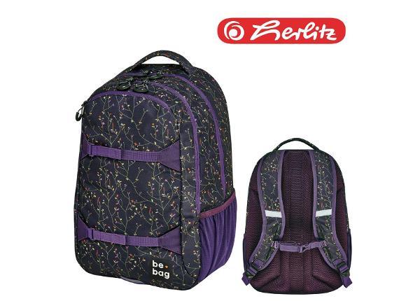 Koolikott-seljakott Be Bag Be Explorer Flower