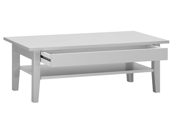 Sohvapöytä laatikolla Lass 110x60 cm