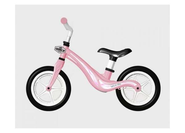 Балансировочный велосипед Magnesium розовый Volare