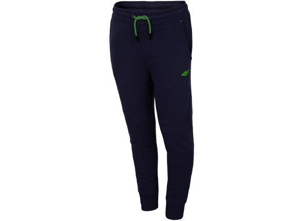 Детские спортивные штаны 4F Jr HJL20 JSPMD004 31S размер 128см