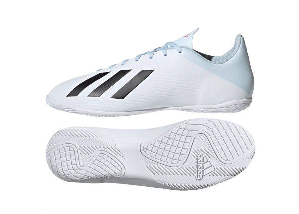Meeste saali jalgpallijalatsid Adidas X 19.4 IN M EF1620