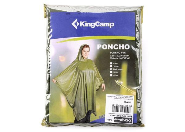 Vihmakeep King Camp KA2711 roheline