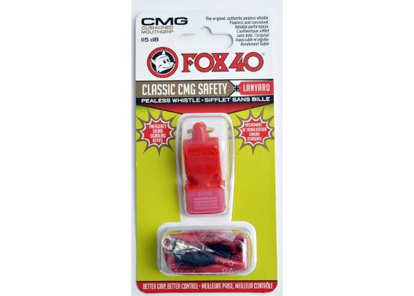 Vile Fox 40 CMG Classic Safety