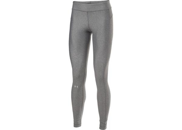 Naisten pitkät treenileggingsit Under Armour Women's HeatGear Armour Legging W 1297910-090
