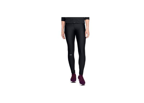 Naisten pitkät treenileggingsit Under Armour Legging Branded WB W 1333235-001