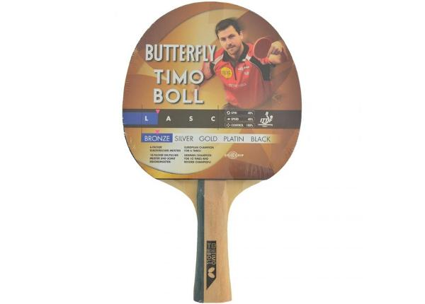Lauatennise reket Butterfly Timo Boll Bronce 85011
