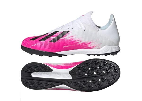 Meeste jalgpallijalatsid Adidas X 19.3 TF M EG7157