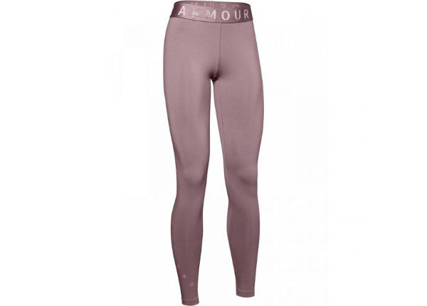 Naisten pitkät treenileggingsit Under Armour Favorite Graphic W 1351864 662