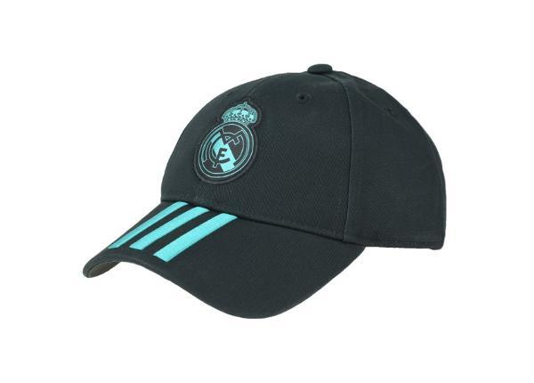 Lippalakki Adidas Real Madrid 3-Stripes Away Cap BR7171