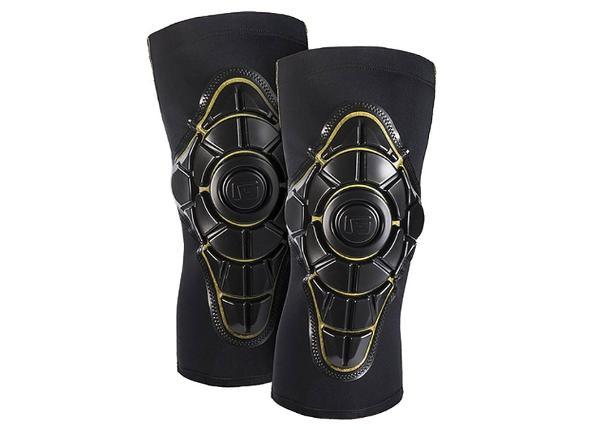 Jalkapallo säärisuojat G-Form Pro X Knee S504377