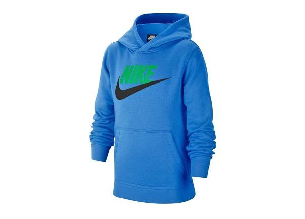 Lasten huppari Nike JR NSW Club Fleece Jr CJ7861-402