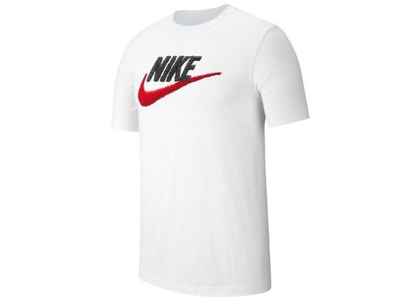 Miesten vapaa-ajanpaita Nike NSW Tee Brand Mark M AR4993 100