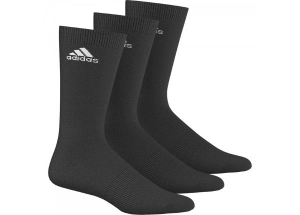 Treeningsokid 3-pakk Adidas Performance Thin Crew Socks