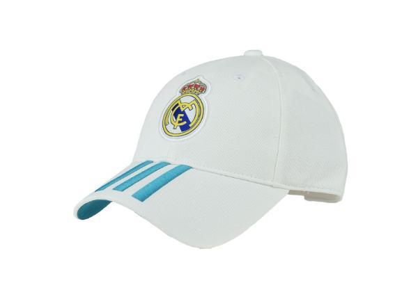 Lippalakki Adidas Real Madrid 3-Stripes Home Cap BR7157