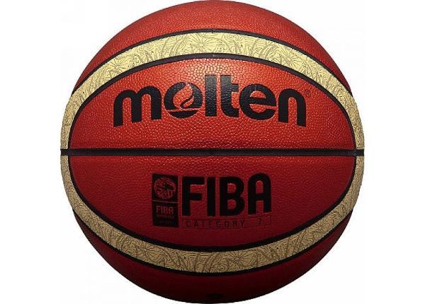 Koripallo Molten FIBA B7T5000