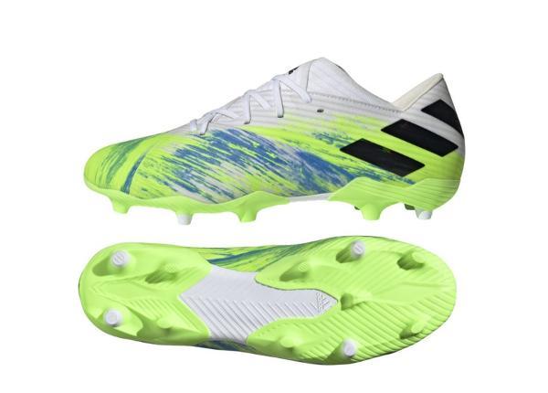 Miesten jalkapallokengät Adidas Nemeziz 19.2 FG M EG7220