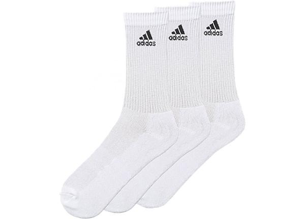 Treeningsokid 3-pakk Adidas 3 Stripes Performance Crew