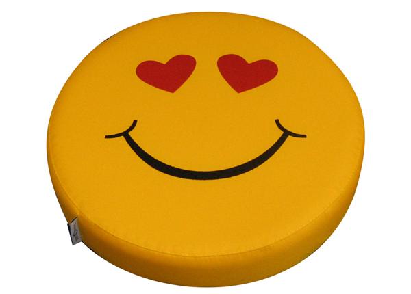 Laste istumispadi Smiley Hearts