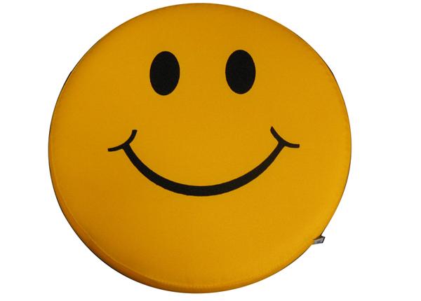 Laste istumispadi Smiley Smile, 6 tk