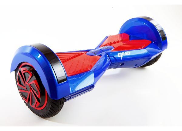 Электрический балансировочный GPad 8T синий