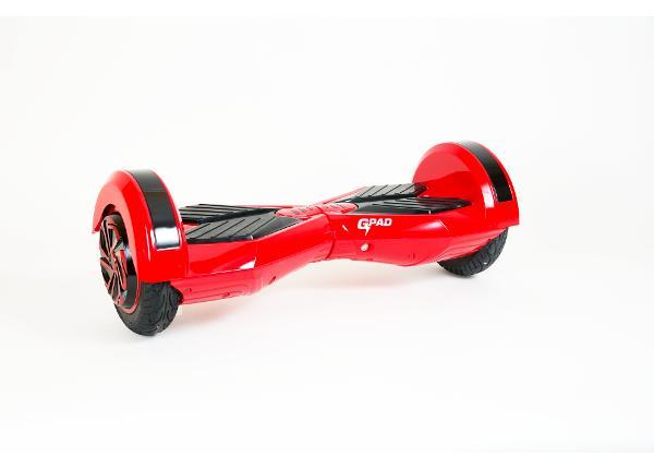 Электрический балансировочный самокат GPad 8T красный