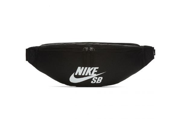 Vyölaukku Nike SB Heritage Hip Pack BA6077-010