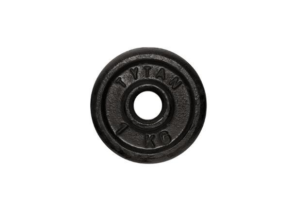 Железный диск 1,5 кг Marbo Sport