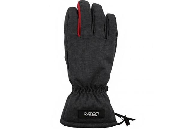 Мужские лыжные перчатки Outhorn M HOZ19 REM600 20M