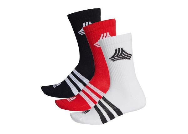 Мужские спортивные носки adidas Football Street 3S Crew M FI9350