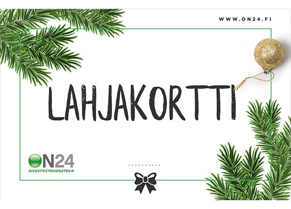Lahjakortti Joulu 10 € ON-27045
