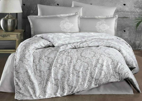 Satiinist voodipesukomplekt Toledo V1 200x220 cm