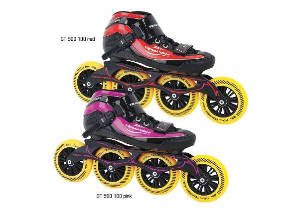 Конькобежные коньки для взрослых GT 500 / 100 Tempish размер 42
