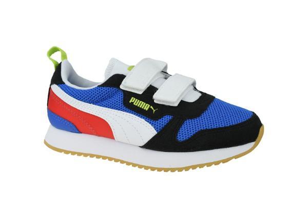Lasten vapaa-ajan kengät Puma R78 V PS Jr 373617-03