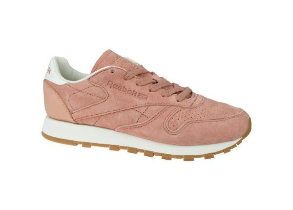 Naisten vapaa-ajan kengät Reebok W Classic Leather V69199