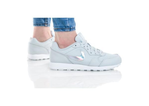 Naisten vapaa-ajan kengät Nike Md Runner 2 FP (GS) W CJ2141-401
