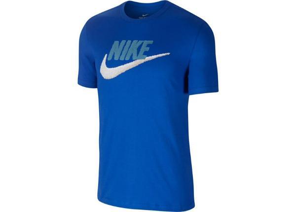 Miesten treenipaita Nike M NSW TEE BRAND MARK M AR4993-480