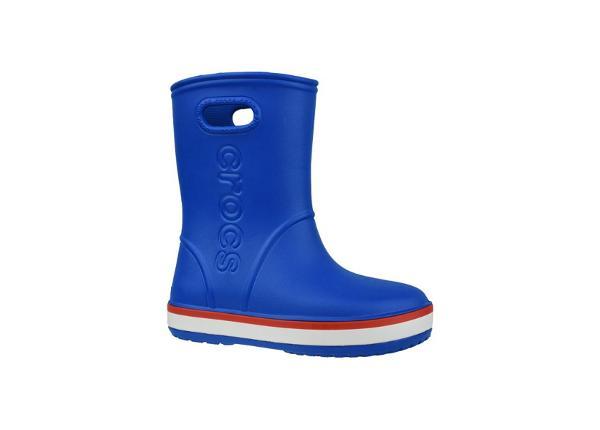 Laste kummikud Crocs Crocband Rain Boot Kids 205827-4KD