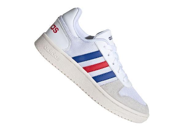 Laste vabaajajalatsid Adidas Hoops 2.0 Jr FW9120