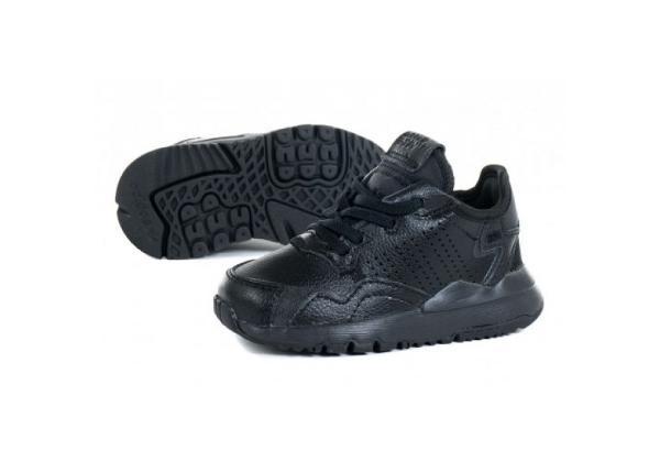 Laste vabaajajalatsid Adidas Nite Jogger EL I Jr EG6991