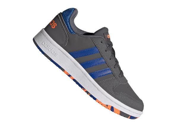 Laste vabaajajalatsid Adidas Hoops 2.0 Jr FW3173