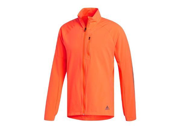 Miesten ulkoilutakki juoksuun Adidas Rise Up N Run M FL6828