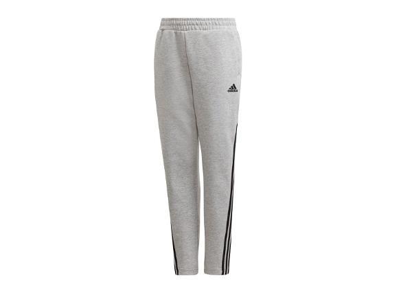Lasten verryttelyhousut Adidas 3-Stripes Tapered Jr GE0667