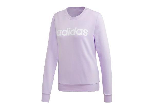 Naisten collegepaita Adidas Essentials Linear W FM6432