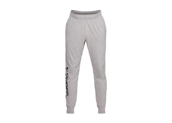 Мужские спортивные штаны Under Armour Sportstyle Cotton Graphic Jogger M 1329298-035 размер XL