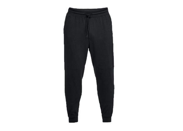 Мужские спортивные штаны Under Armour Microthread Terry Joggers M 1320716-001 размер M