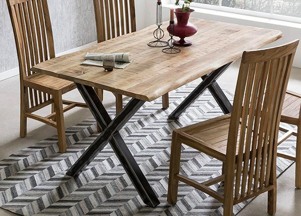 Ruokapöytä Tische 85x160 cm