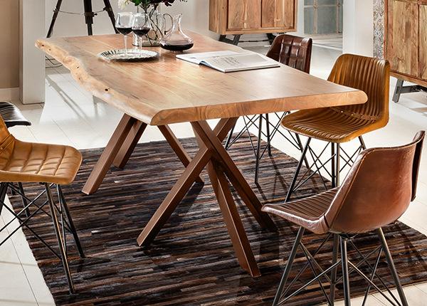Ruokapöytä Tische 90x180 cm