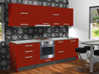 Baltest keittiöryhmä Anna 1 PLX 260 cm