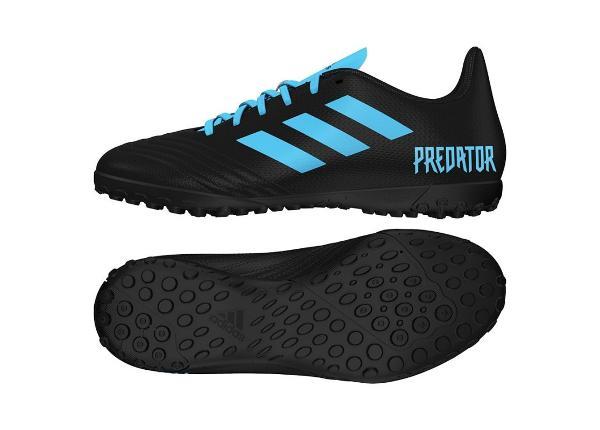 Jalgpallijalatsid lastele kunstmuru adidas Predator 19.4 TF JR G25826