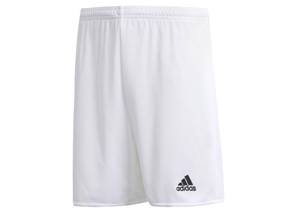 Laste lühikesed jalgpalli püksid Adidas Parma 16 Short Jr AC5256